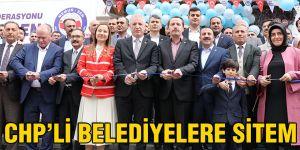 CHP'li belediyelere sitem