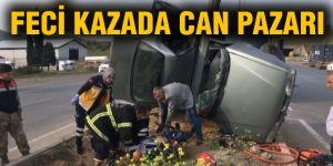 Feci kazada can pazarı