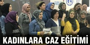 Kadınlara caz eğitimi