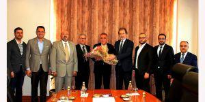 MÜSİAD'dan OSB'ye ziyaret