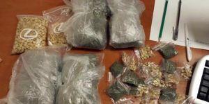 Uyuşturucuya tutuklama