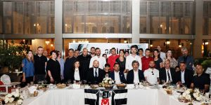 Beşiktaş'tan 350 çocuğa forma