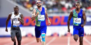 Ramil Guliyev dördüncü oldu