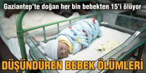 Düşündüren bebek ölümleri