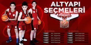 Gaziantep Basketbol geleceğini inşa ediyor