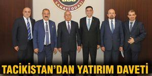Tacikistan'dan yatırım daveti