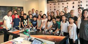 Bahçeşehir'de rotobik kodlama eğitimi