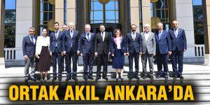 Ortak akıl Ankara'da