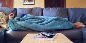 Televizyon karşısında uyuyanlara kötü haber