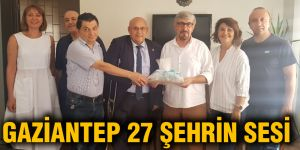Gaziantep 27 Şehrin sesi