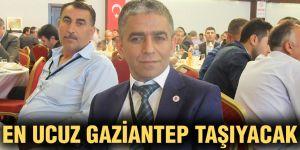 En ucuz Gaziantep taşıyacak