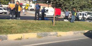 OSB girişinde ölümlü kaza