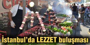 İstanbul'da LEZZET buluşması