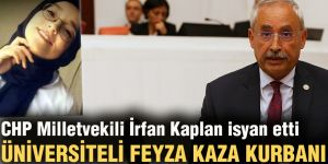 CHP Milletvekili İrfan Kaplan isyan etti