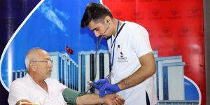 Sanko Hastanesi stant açtı