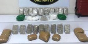 6 Mahalleye uyuşturucu operasyonu