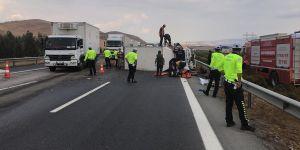 Nurdağı'nda ölümlü kaza