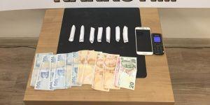 Uyuşturucu tacirleri yakalandı