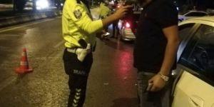 Gaziantep'te alkollü sürücü denetimleri