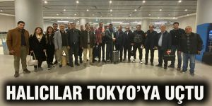 Halıcılar Tokyo'ya uçtu