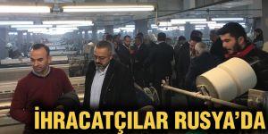 İhracatçılar Rusya'da