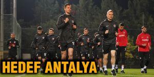 Hedef Antalya