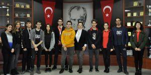 Özdebir'in  Türkiye şampiyonu GKV'den