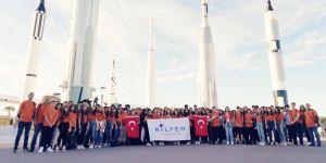 Bilfen Gaziantep Liseleri NASA'DA