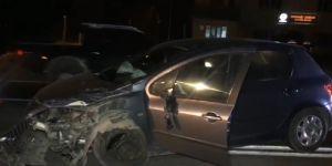 Nurdağı'nda üzen kaza