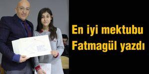 En iyi mektubu Fatmagül yazdı