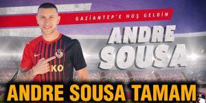 Andre Sousa tamam