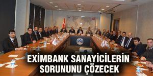 Eximbank sanayicilerin sorununu çözecek