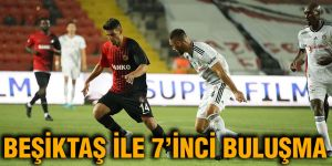 Beşiktaş ile 7'inci buluşma