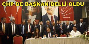 CHP'de Hayri Sucu kazandı