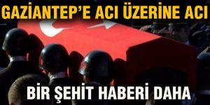 GAZİANTEP'E ACI ÜZERİNE ACI
