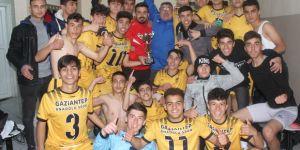 Anadolu'nun gençleri namağlup şampiyon