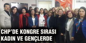 CHP'de kongre sırası kadın ve gençlerde