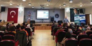 Gaziantep'te kadın girişimcilere eğitim