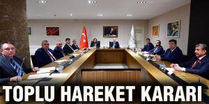 TOPLU HAREKET KARARI