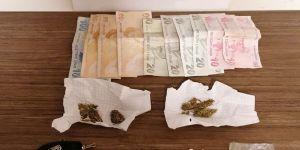 Kent merkezinde uyuşturucu operasyonu