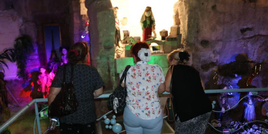 Oyuncak tutkunları bu müzeye akın ediyor