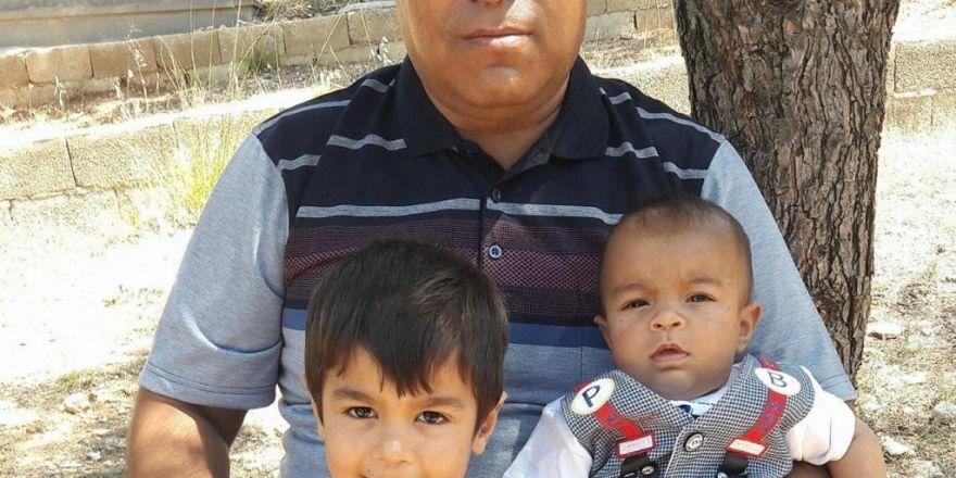 Üzerine mangal devrilen 2 yaşındaki çocuk 5 gün sonra hayatını kaybetti
