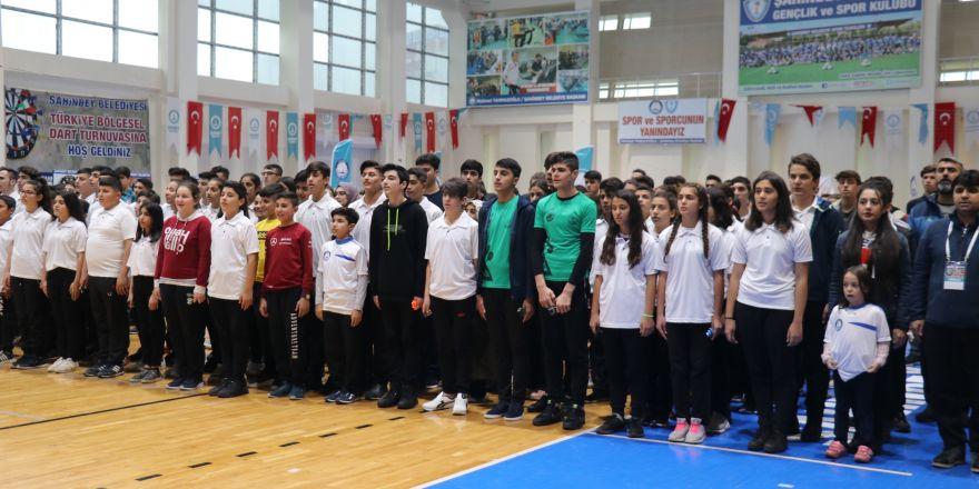 Türkiye Bölgesel Dart Turnuvası başladı