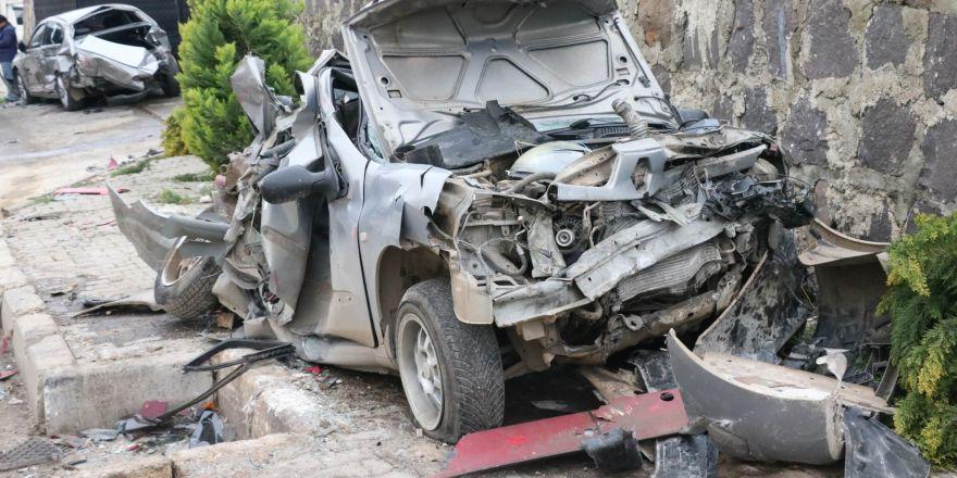 Gaziantep'te tır dehşeti