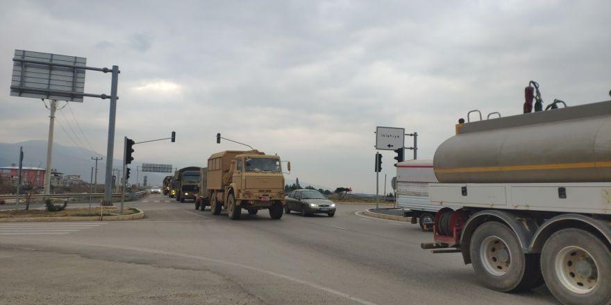 Sınır birliklerine zırhlı araç sevkiyatı