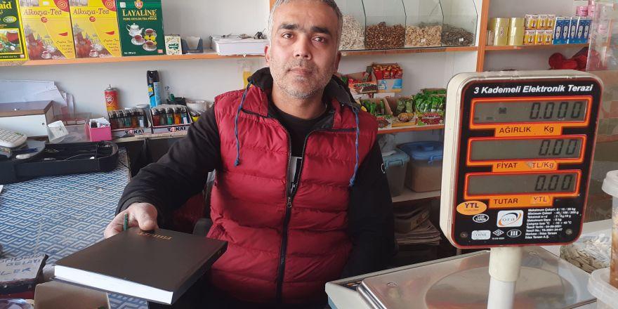 Gizemli hayırsever bu kez Gaziantep'te ortaya çıktı