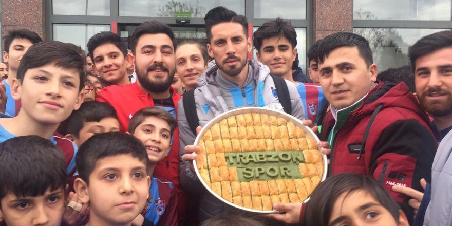 Trabzonspor, Gaziantep'e geldi