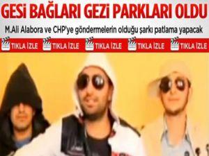 Gesi Bağları türküsü oldu Gezi Parkı türküsü !