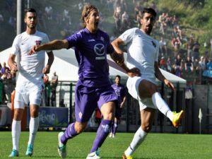 Fiorentina - Gaziantepspor 4-1