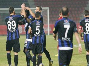 Büyükşehir Belediyespor - Altınordu 6-5